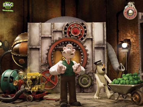 Wallace And Gromits World Of Invention Wallpaper Stop