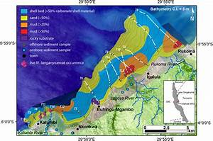 Facies Map Of The Mahale Mountains Study Area Based On