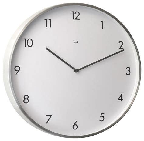 Designer Uhren Wand by Bai Bai 15 Quot Aluminum Wall Clock Futura View In Your