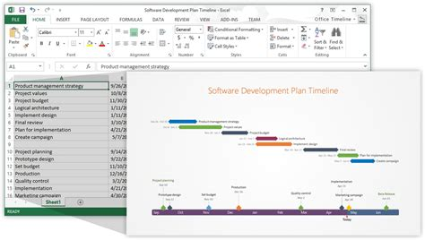 project management excel spreadsheet