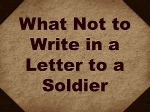 17 best images about serve military veterans on pinterest With soldiers to write letters to