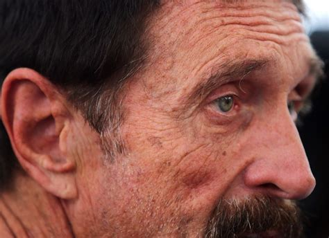 John McAfee Will Eat His Shoe If He Can't Break Into ...
