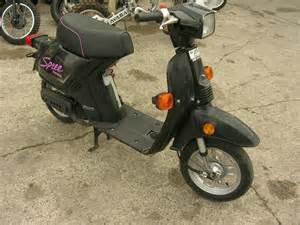 1985 Honda Spree Scooter