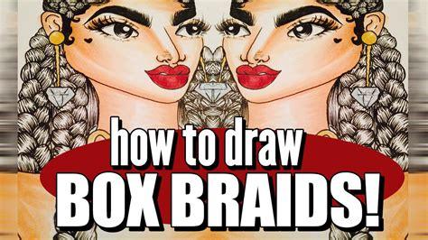 The Best Ways To Draw A Braid