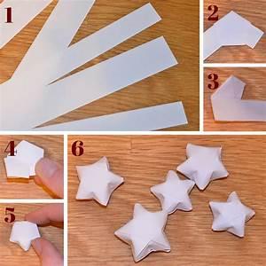 Sterne Aus Papier Falten : weihnachtsdeko sterne falten aus papier ernsting 39 s family blog ~ Buech-reservation.com Haus und Dekorationen