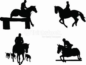The gallery for --> Cross Country Horse Silhouette