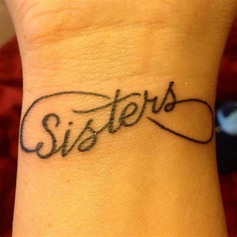 impressive infinity wrist tattoos