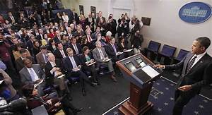 Is the White House press corps becoming obsolete? - POLITICO
