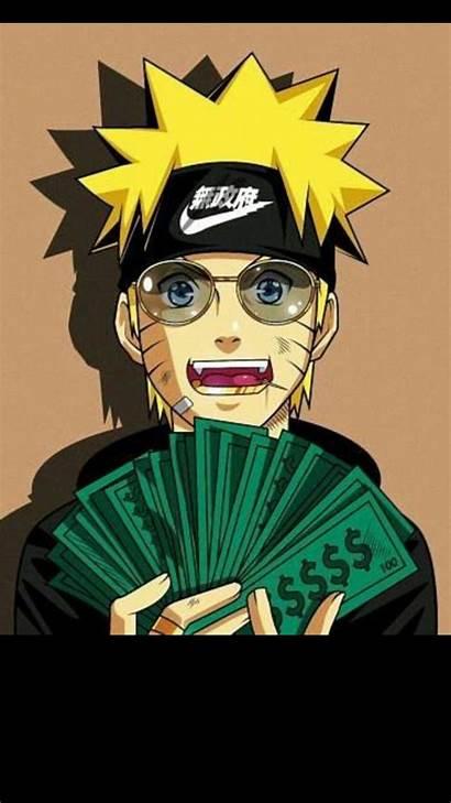 Wallpapers Supreme Cartoon Swag Naruto Gangster Cool