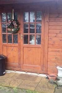 in the dog house silly dog accidentally gets locked in With the dog house charlotte