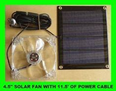 how to make a solar powered fan 1000 images about solar fan reviews on pinterest attic