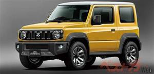 Suzuki Jimny 2018 Model : india bound suzuki jimny maruti gypsy replacement suv fresh details pictures more ~ Maxctalentgroup.com Avis de Voitures