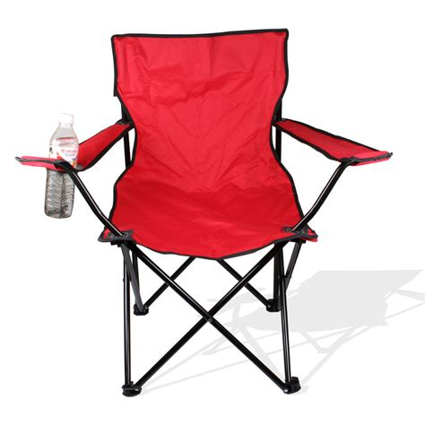 Outdoor Portable Folding Camping Stool Chair Seat For