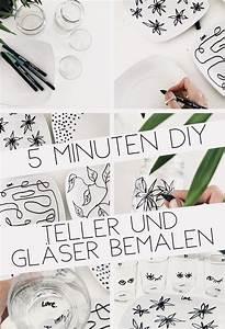 Was Heißt Diy Auf Deutsch : diy tisch deko teller und gl ser selber bemalen diy ideen auf deutsch gl ser bemalen glas ~ Orissabook.com Haus und Dekorationen