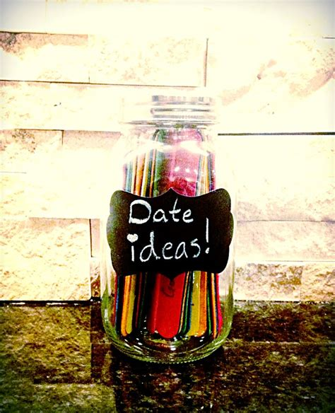 cute diy gift   boyfriend  girlfriend  mason jar
