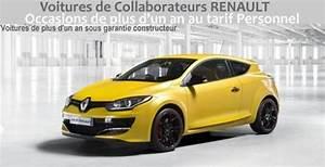 Renault Occasion Collaborateur : site d 39 annonces des collaborateurs renault by acr renault ~ Medecine-chirurgie-esthetiques.com Avis de Voitures
