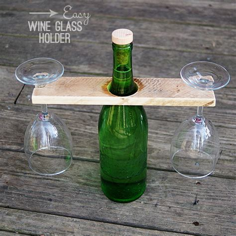 diy wine glass racks guide patterns