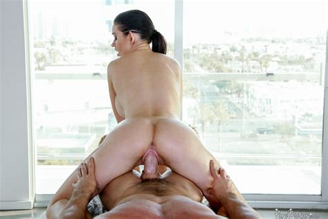 Kendall Karson Hot Reverse Cowgirl Big Peter