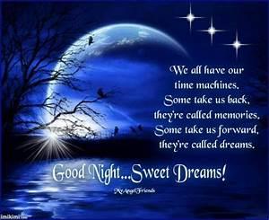 Good night sweet dreams | Sayings | Pinterest | Good night ...