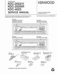 Download Kenwood Kdc 2022 Service Manual