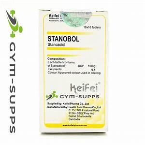 Keifei Pharma  U2013 Stanozolol  Winstrol 10mg  100tabs  Stanobol