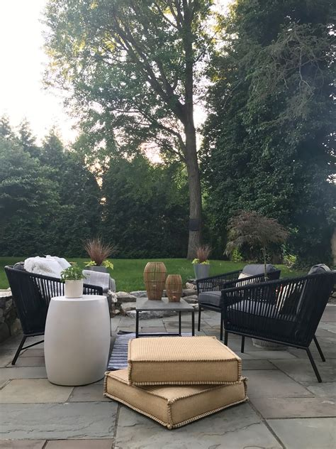 target outdoor patio furniture creating an outdoor space for summer living most
