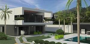 Moderne Design Villa : modern turnkey villas in spain france portugal ~ Sanjose-hotels-ca.com Haus und Dekorationen