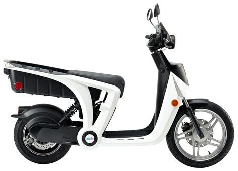 Electric Two Wheel Scooter