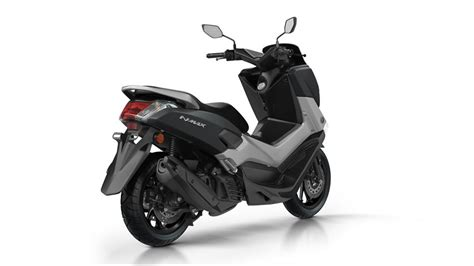 Nmax 2018 Matte Grey by Nmax 125 2018 Scooters Yamaha Motor Uk
