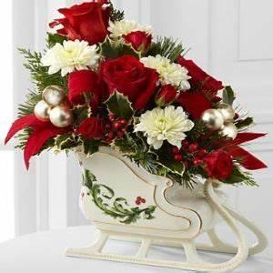 Christmas Flower Arrangement Ideas Different Types