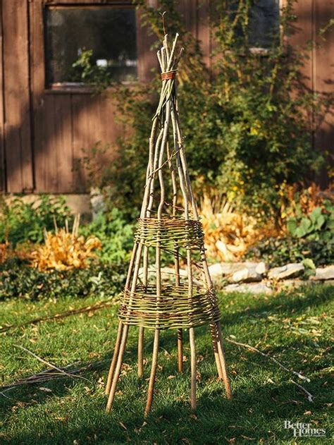 great diy garden plant supports  ideas style