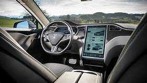 HD wallpaper: black leather vehicle interior, Tesla model x, electric, coupe   Wallpaper Flare