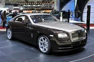 Rolls Royce Wraith : 2014 rolls royce wraith geneva 2013 photo gallery autoblog ~ Maxctalentgroup.com Avis de Voitures