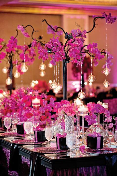 copper lanterns for candles pink wedding ideas with elegance modwedding