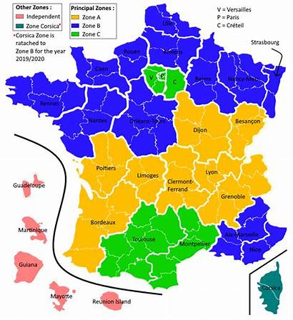 France Education French Zone