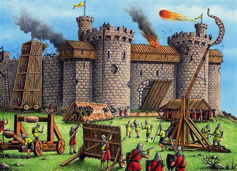 siege fortress image gallery siege catapults