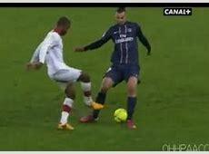 » Zlatan Ibrahimovic the small bridge of Aurelien