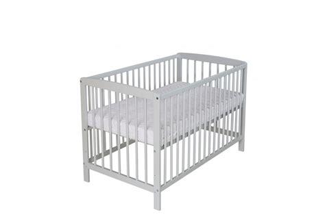 Light Grey Crib by Schardt Gmbh Co Kg Crib Felix Light Grey 60 215 120 Cm