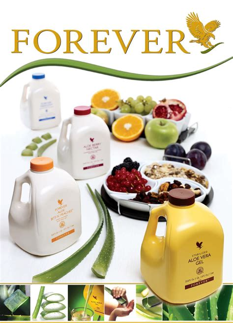 Forever Living Aloe Vera Products 16 Immune Boosting