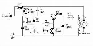 6v Regulator For A Generator System