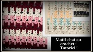 Motif Chat Au Crochet   Tutoriel
