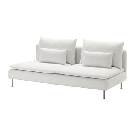 söderhamn sofa section finnsta white ikea