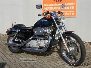 2000 Harley Davidson Sportster Custom Xl883c