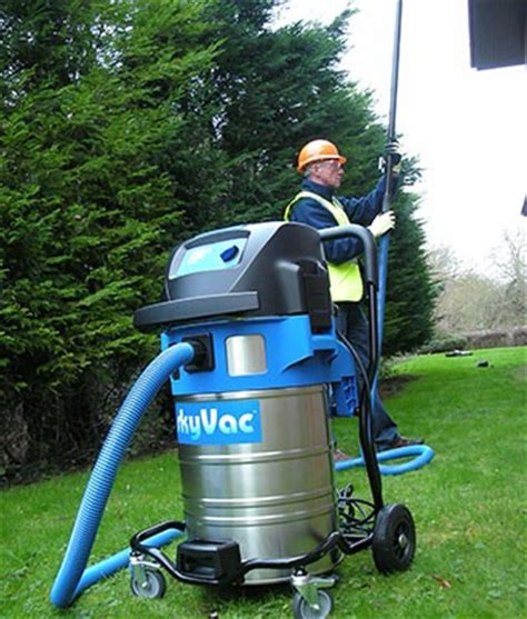 Professional Gutter Cleaning Equipment