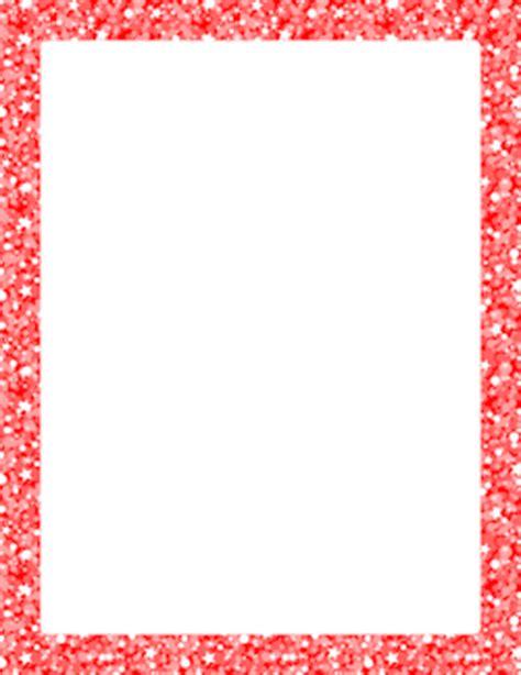 glitter borders clip art page borders  vector