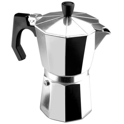 Espresso Kafijas Vārāmā Kanna 600ml, Sudraba | Moka Pot ...