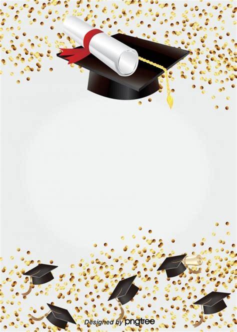 graduation cap golden sequins happy background