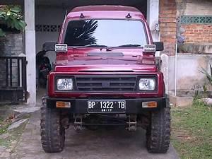 Suzukijeepinfo  Andy Daycass  U2502 Suzuki Sj410 4x4 Katana