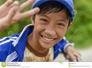 Asian Kid Editorial Image - Image: 43362730
