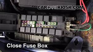 Dodge Caravan Fuse Box Diagram